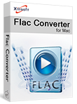 Xilisoft FLAC Converter for Mac