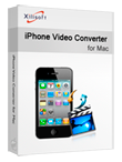 Xilisoft iPhone Video Converter for Mac