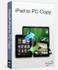 Werbegeschenk für Xilisoft iPad to PC/Mac Copy
