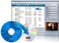Blu-ray to DVD ripper- Blu-ray in DVD kopieren