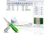 Mac NDS ripper- video in dpg