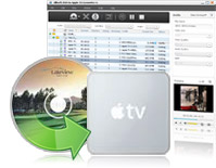 DVD in Apple TV