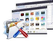 Xilisoft iPad Apps Backup, Apps vom iPad auf Computer