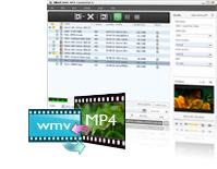WMV MP4 ripper- wmv in mp4, wmv in mpeg