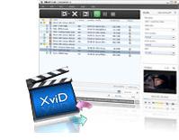 XviD Video ripper- xvid umwandeln